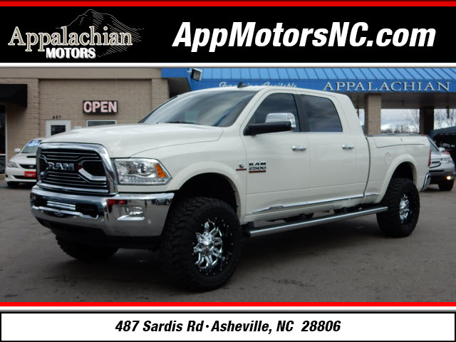 2016 ram 2500 laramie limited for sale in asheville. Black Bedroom Furniture Sets. Home Design Ideas