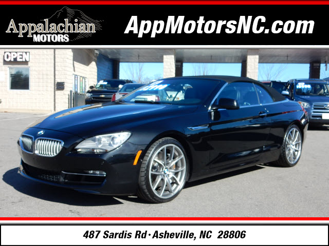 2012 BMW 6 Series 650i for sale by dealer