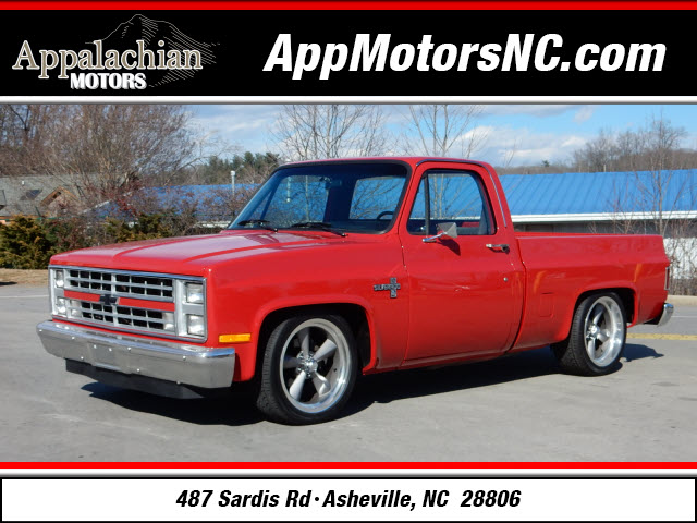 1985 Chevrolet C/K 10 Series C10 Silverado for sale by dealer