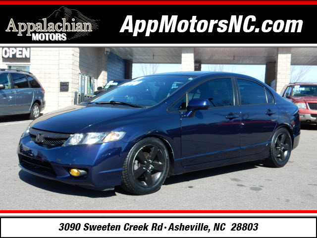 2011 Honda Civic LX-S for sale by dealer