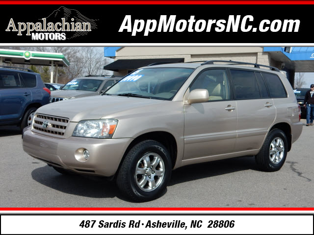 2005 Toyota Highlander Base for sale by dealer
