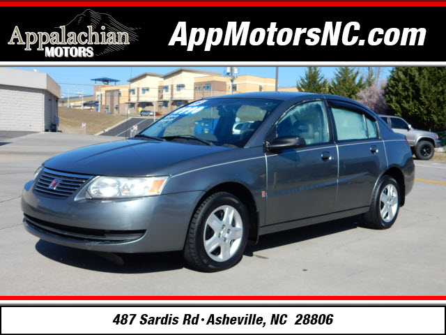2006 saturn ion 2 for sale in asheville. Black Bedroom Furniture Sets. Home Design Ideas