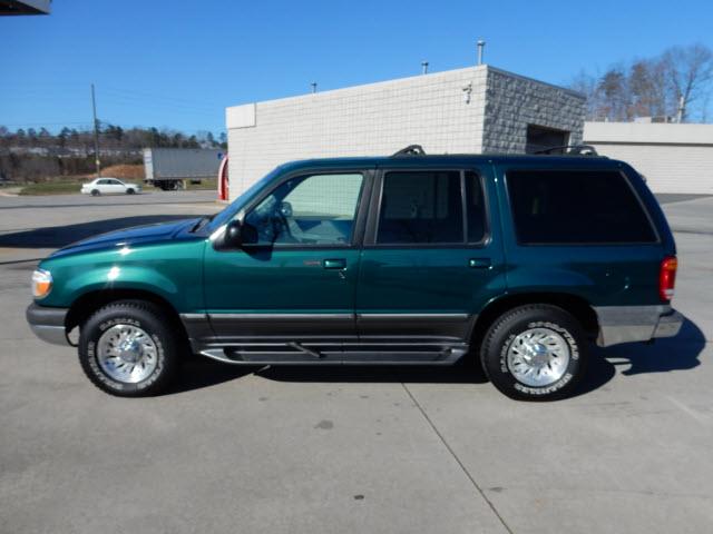 1999 Ford Explorer Xlt For Sale In Asheville