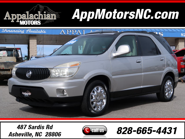 2007 buick rendezvous cxl for sale in asheville. Black Bedroom Furniture Sets. Home Design Ideas