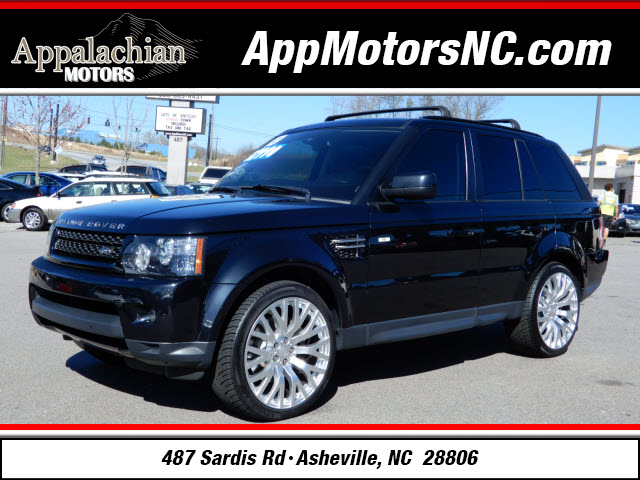 2012 Land Rover Range Rover Sport HSE for sale by dealer