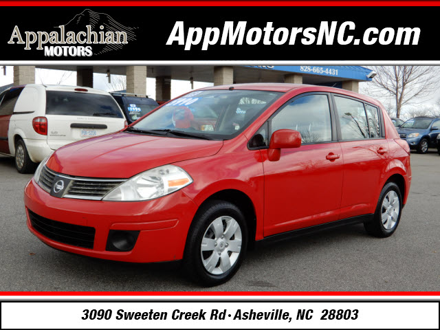 2009 Nissan Versa 1.8 S for sale by dealer
