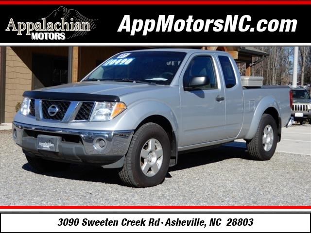 2007 Nissan Frontier SE for sale by dealer