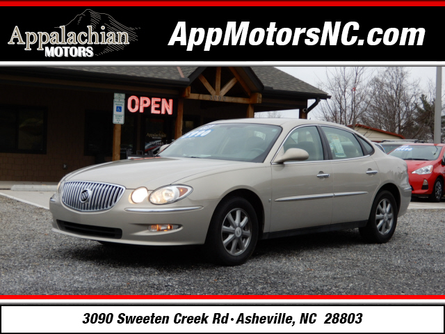 Buick LaCrosse CX For Sale In Asheville - Buick dealers in nc