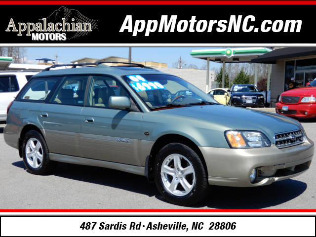 2004 Subaru Outback H6-3.0 L.L. Bean Edition for sale by dealer