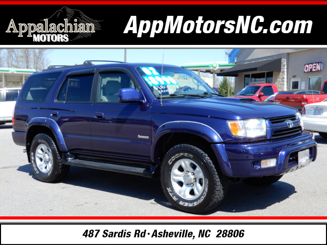 2002 Toyota 4Runner SR5 for sale by dealer