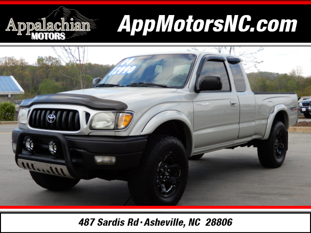 2004 Toyota Tacoma V6 for sale by dealer