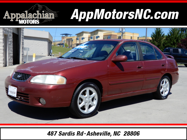 2001 Nissan Sentra SE for sale by dealer