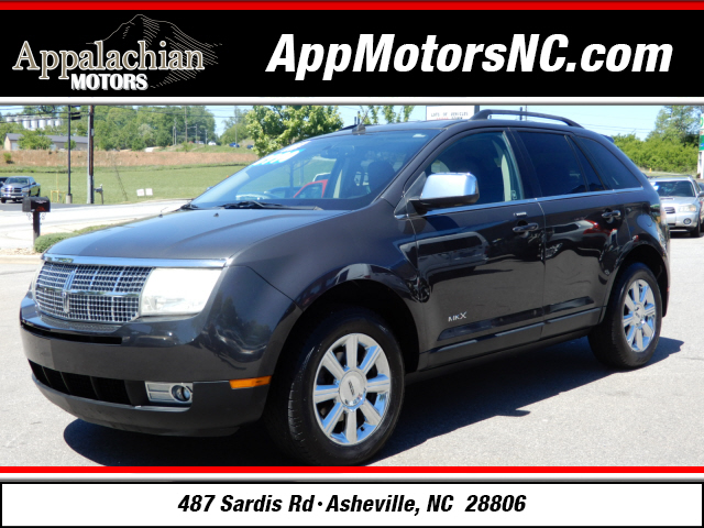 2007 lincoln mkx base for sale in asheville. Black Bedroom Furniture Sets. Home Design Ideas