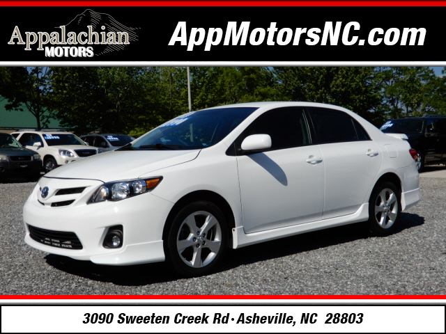 2013 Toyota Corolla S for sale by dealer