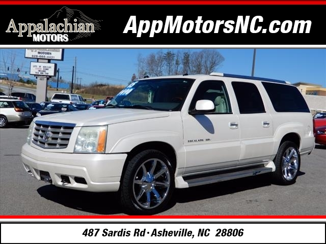 2005 Cadillac Escalade ESV Base for sale by dealer