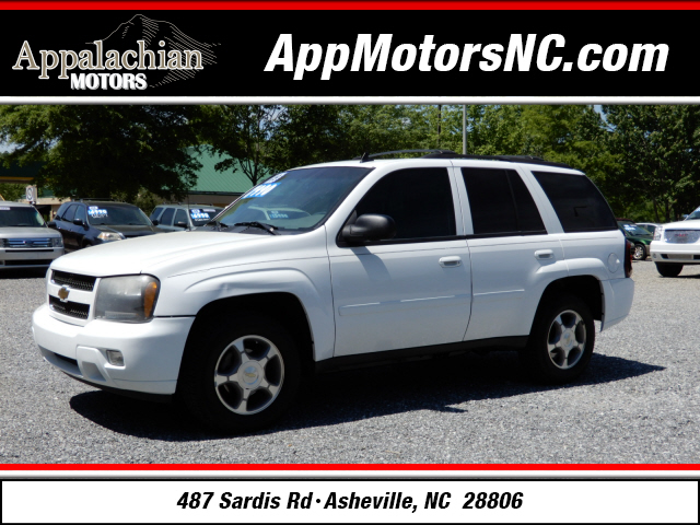 2009 Chevrolet TrailBlazer LT1 for sale by dealer