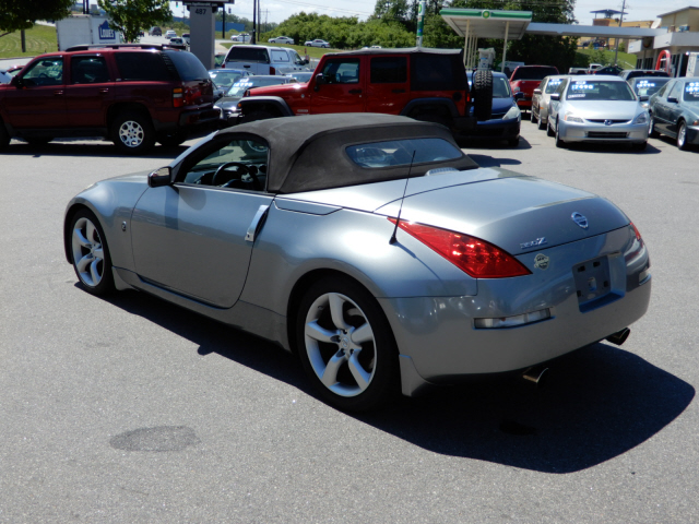 2006 nissan 350z touring for sale in asheville. Black Bedroom Furniture Sets. Home Design Ideas