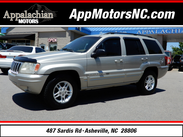 2003 Jeep Grand Cherokee Limited for sale by dealer