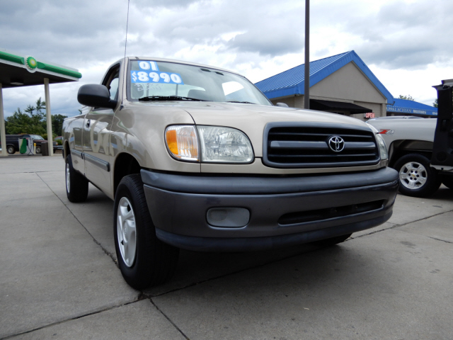 2001 toyota tundra base for sale in asheville. Black Bedroom Furniture Sets. Home Design Ideas