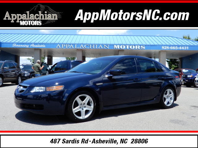 2006 acura tl base for sale in asheville for Harmony motors vw asheville