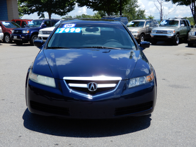 2006 acura tl base for sale in asheville. Black Bedroom Furniture Sets. Home Design Ideas