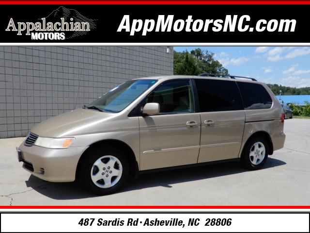 2001 Honda Odyssey EX for sale by dealer