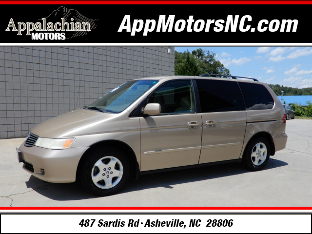 2001 Honda Odyssey EX for sale by dealer
