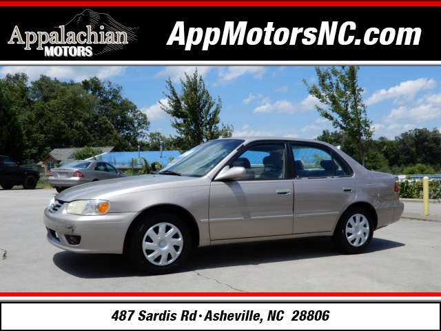 2001 Toyota Corolla LE for sale by dealer