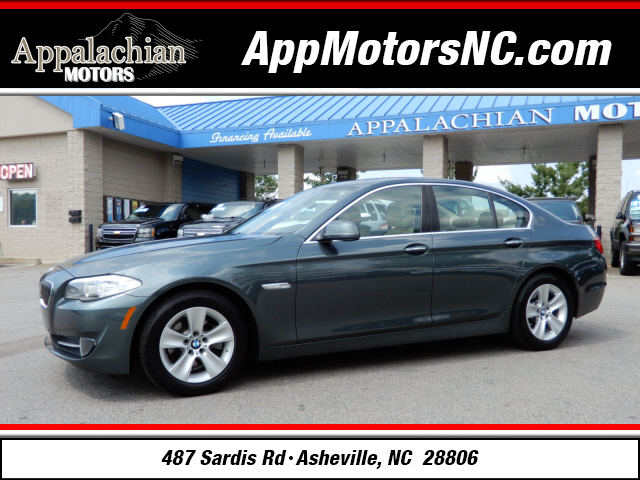 2011 BMW 5 Series 528i for sale by dealer