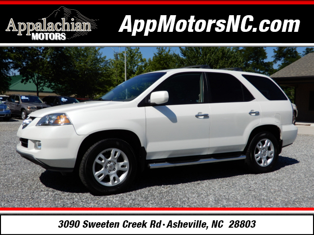 2004 Acura MDX Touring w/Navi for sale by dealer