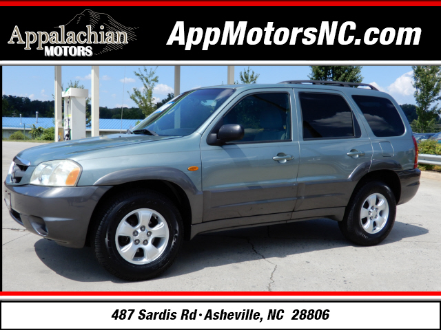 2004 mazda tribute lx v6 for sale in asheville. Black Bedroom Furniture Sets. Home Design Ideas