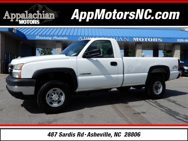 2007 Chevrolet Silverado 2500HD Classic Work Truck for sale by dealer