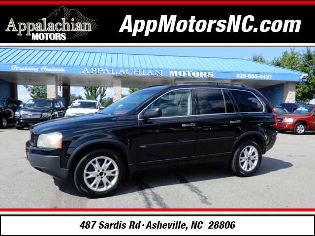 2004 volvo xc90 t6 for sale in asheville. Black Bedroom Furniture Sets. Home Design Ideas