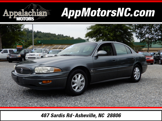 2004 buick lesabre limited for sale in asheville. Black Bedroom Furniture Sets. Home Design Ideas