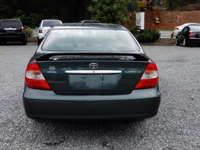 2002 toyota camry le for sale in asheville for Harmony motors vw asheville