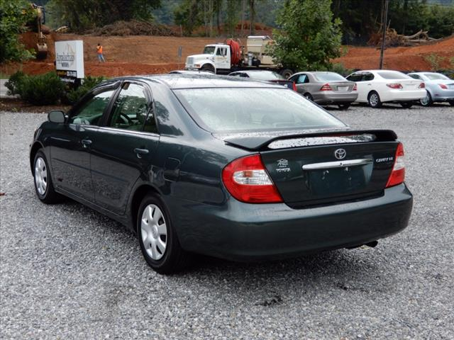 2002 toyota camry le for sale in asheville. Black Bedroom Furniture Sets. Home Design Ideas