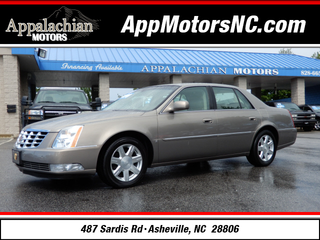 2007 cadillac dts base for sale in asheville for Harmony motors vw asheville