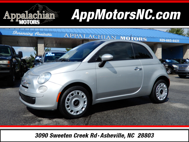 2014 FIAT 500 Pop for sale by dealer