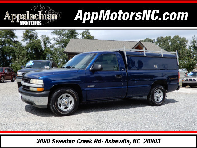 2002 Chevrolet Silverado 1500 Work Truck for sale by dealer