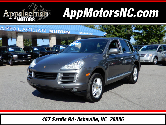 2009 Porsche Cayenne Tiptronic for sale by dealer