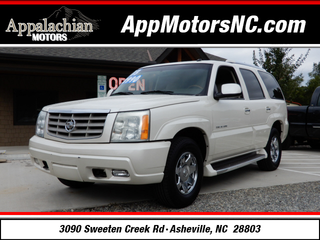 2003 Cadillac Escalade Base for sale by dealer
