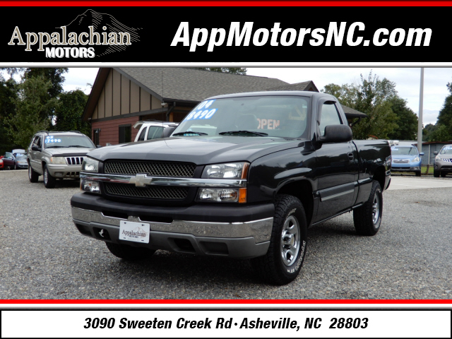 2004 Chevrolet Silverado 1500 Base for sale by dealer