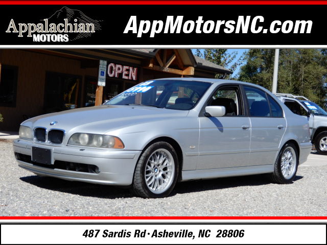 2003 BMW 5 Series 530i for sale by dealer