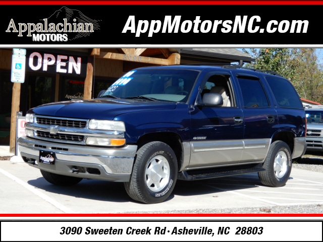 2000 Chevrolet Tahoe LS for sale by dealer