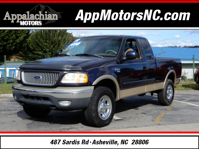 1999 Ford F-150 Lariat for sale by dealer