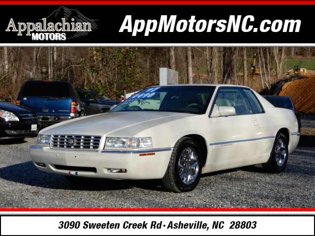 1997 Cadillac Eldorado Base for sale by dealer