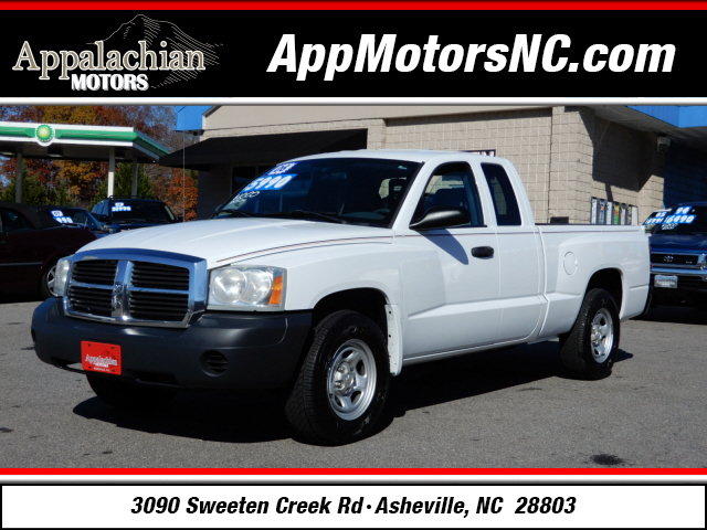 2006 Dodge Dakota ST for sale by dealer