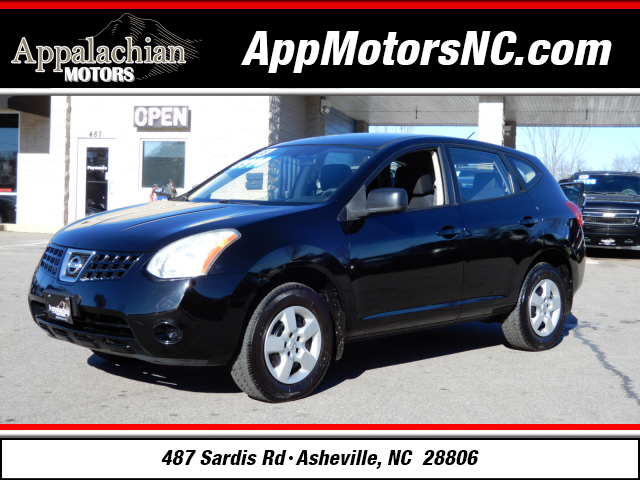 2008 Nissan Rogue for sale by dealer