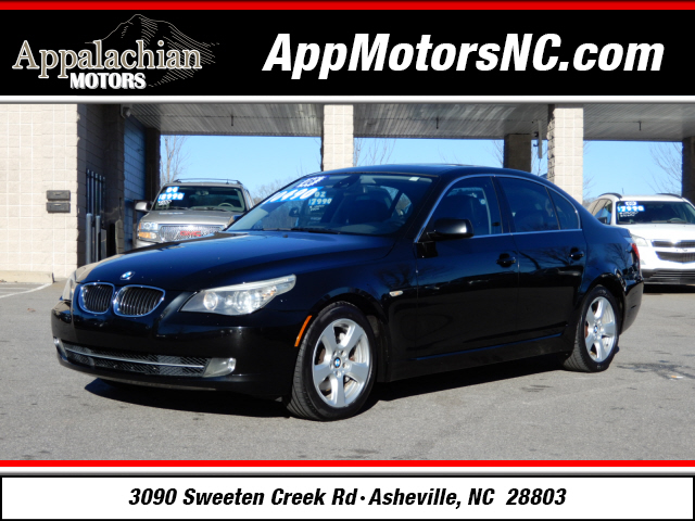 2008 BMW 5 Series 535xi for sale by dealer