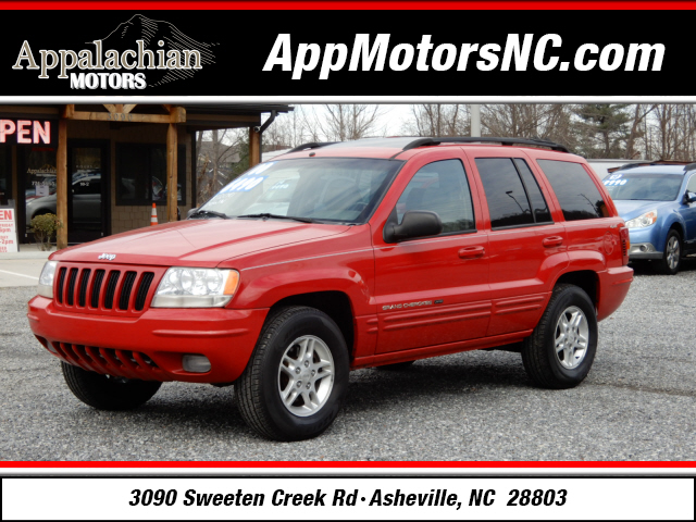 2000 Jeep Grand Cherokee Limited for sale by dealer